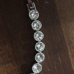 Swarovski Jewelry - Touchstone Crystal White Ice Bracelet
